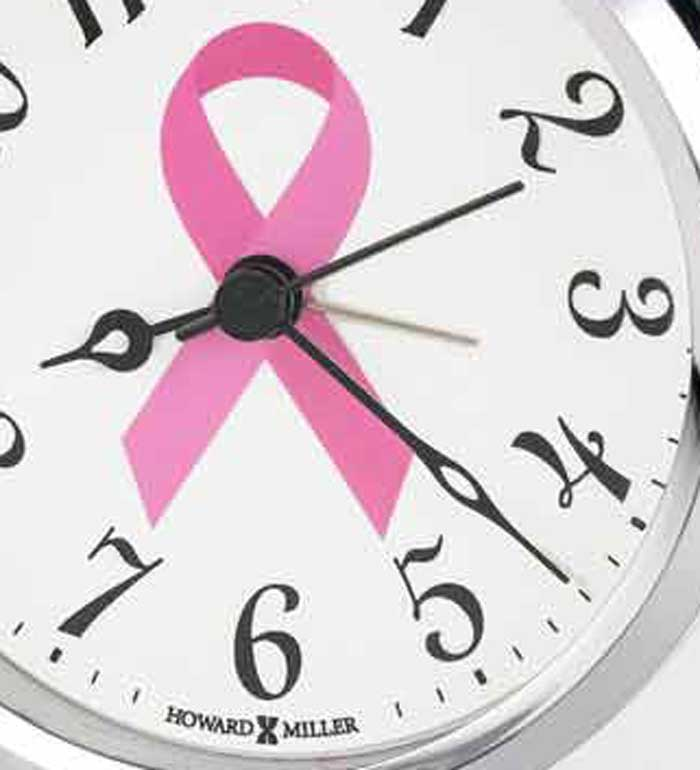 Center Image Of Howard Miller 645 777 Desk Alarm Clock