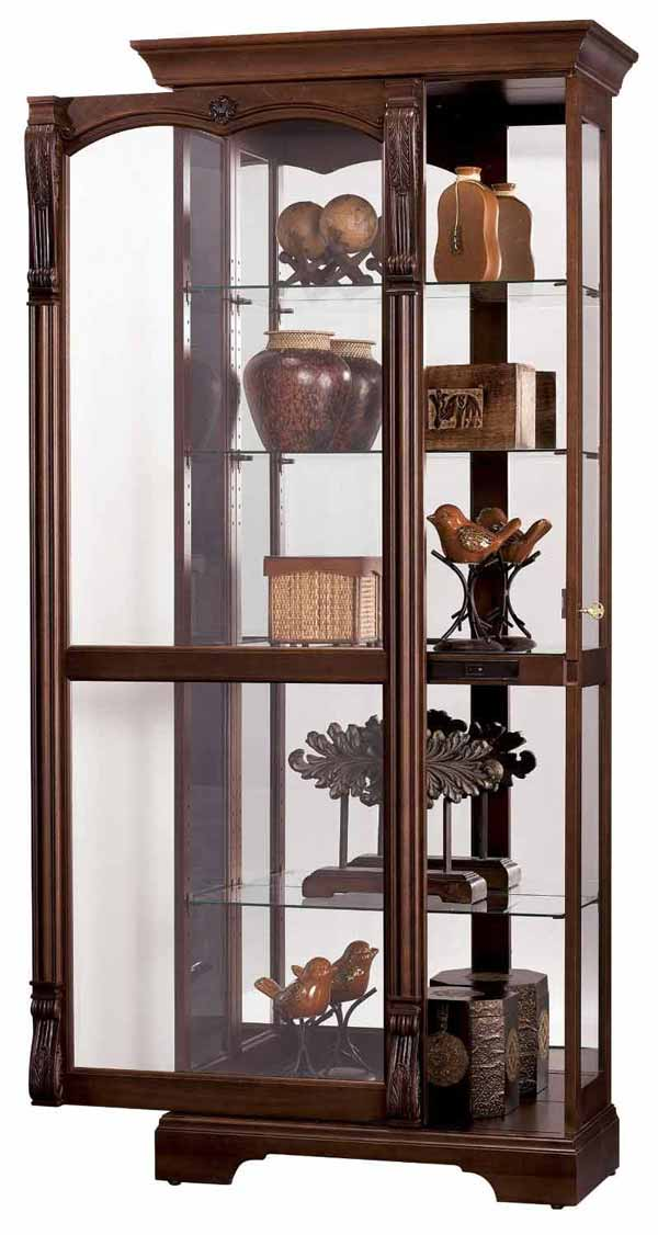 cabinet home full curio for best featured living pulaski cabinets