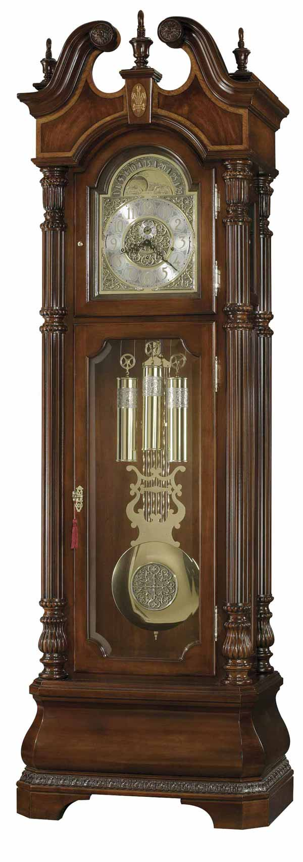 grandfather clocks grandfather clocks from floor clock expert page rh theclockdepot com Antique Clocks Identify Antique Alarm Clocks Price Guide