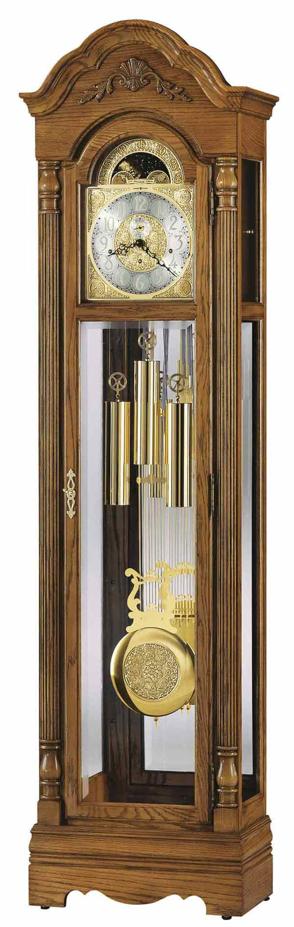Detailed Image Of The Howard Miller Gavin 610 985 Grandfather Clock