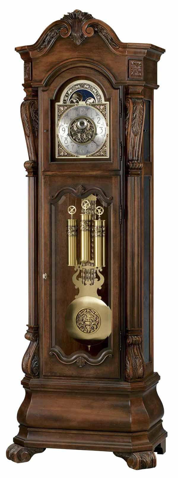 Howard Miller Hamlin 611 025 Grandfather Clock With In
