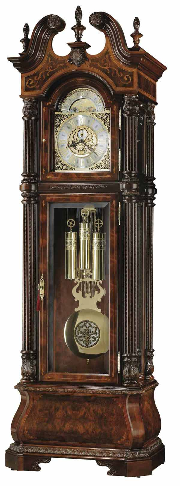 Howard Miller J H 611 030 Grandfather Clock