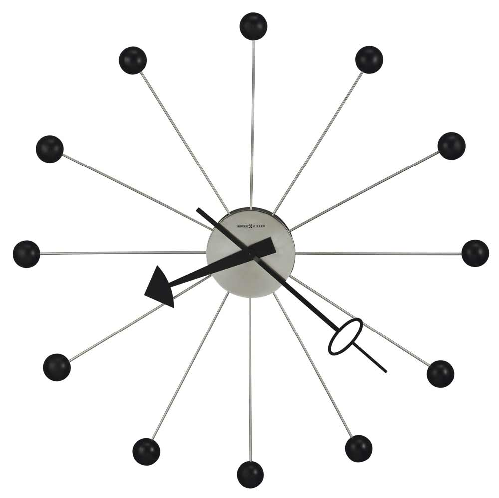 Howard Miller Ball Clock 625 527 42 Inch George Nelson Clock
