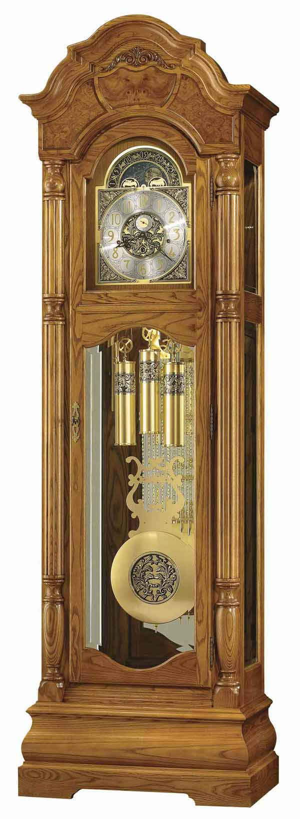 Detailed Image Of The Howard Miller Scarborough 611 144 Grandfather Clock