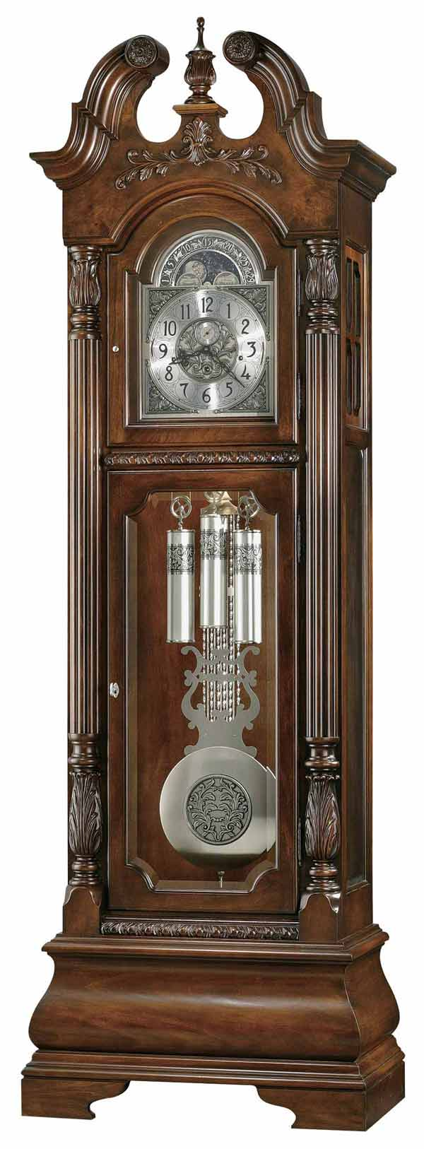 Ordinaire Detailed Image Of The Howard Miller Stratford 611 132 Grandfather Clock ...