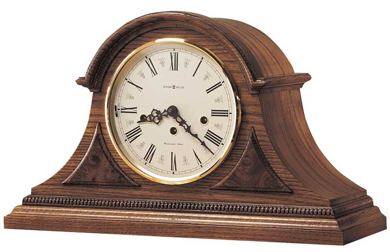 Howard Miller 613 102 Worthington Keywound Mantel Clock
