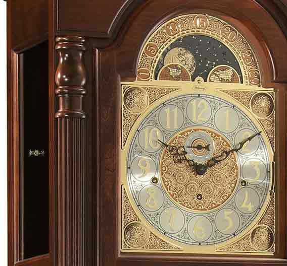 Ridgeway Fremont 2581 Grandfather Clock The Clock Depot