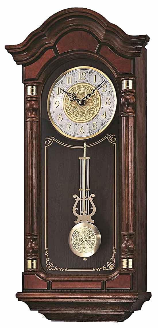 Seiko QXH004BLH Chiming Wall Clock
