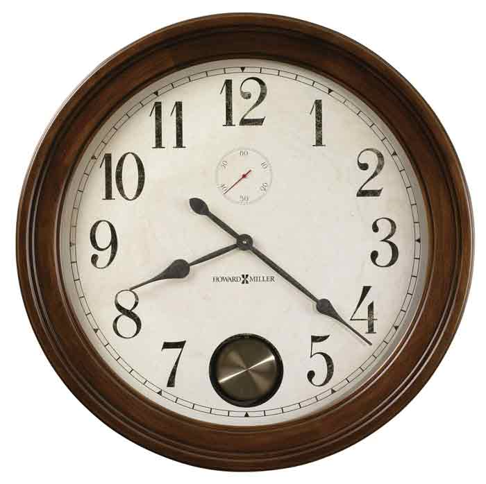 Howard Miller Auburn 620 484 Large Wall Clock The Clock