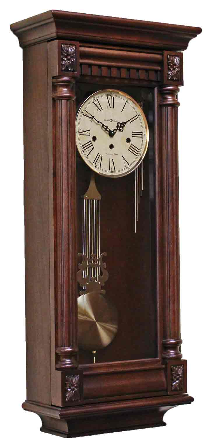 Howard Miller New Haven 620 196 Keywound Wall Clock The