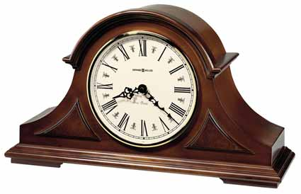 Howard Miller Burton II 635-107 Chiming Mantel Clock