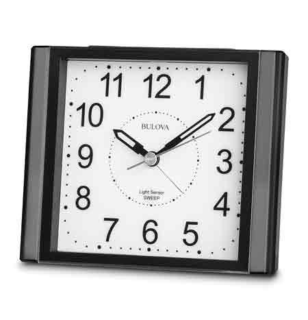 Bulova B1872 Moonbeam Alarm Clock