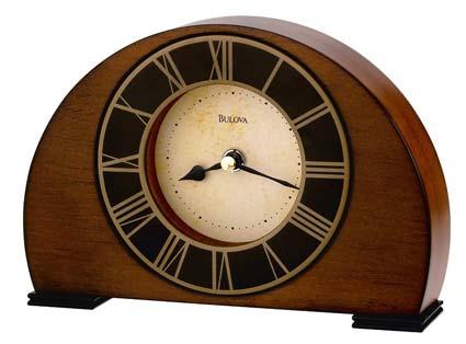 Bulova B7340 Tremont Desk Clock