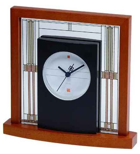 Bulova B7756 Willits Table Clock