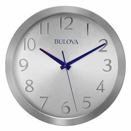 Bulova C4844 Winston Wall Clock
