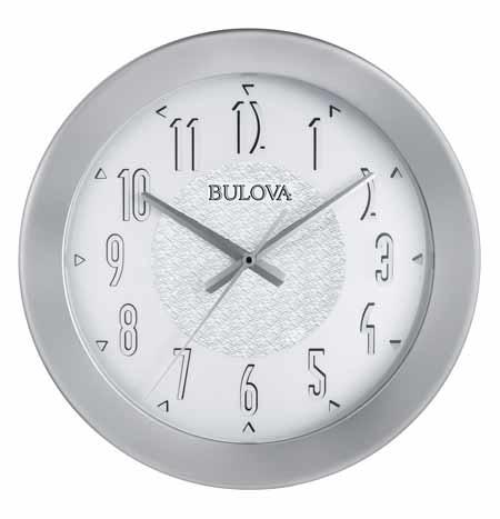 Bulova C4878 Fantasmic Bluetooth® Enabled Wall Clock
