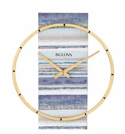 Bulova C4880 Nantucket Wall Clock