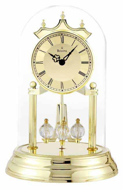 Bulova B8818 Tristan I Anniversary Clock