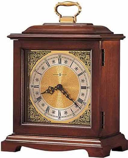 Howard Miller Graham Bracket III 612-588 Quartz Chiming Mantel Clock