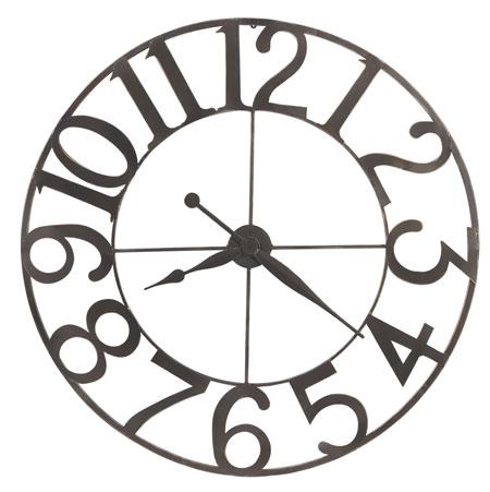 Howard Miller Felipe 625-674 Large Wall Clock
