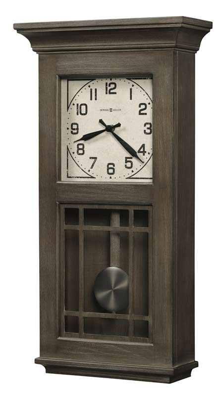 Howard Miller Amos 625-669 Wall Clock