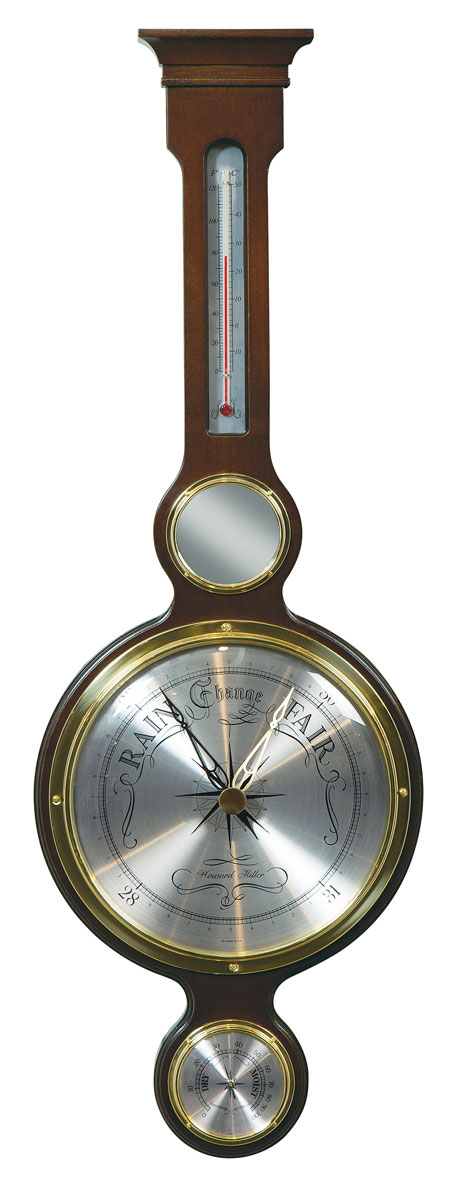 Howard Miller Olympia II 612-722 Banjo Weather Station