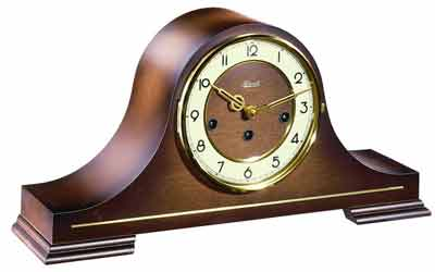 Hermle Stepney 21092-030340 Keywound Mantel Clock