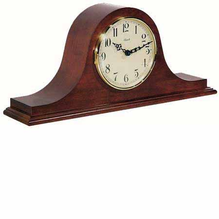 Hermle 21135-N9Q Cherry Chiming Mantel Clock