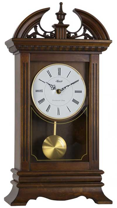 Hermle Hamilton 42010 Chiming Mantel Clock