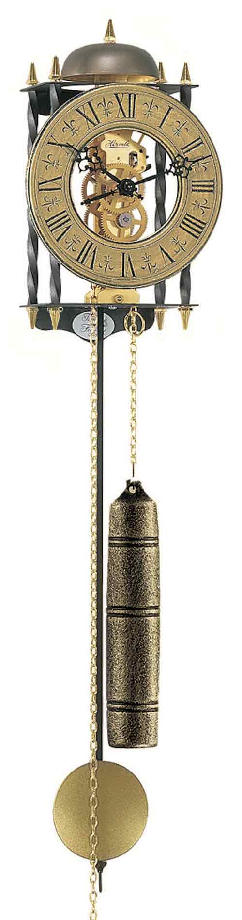 Hermle Stamford 70504 000701 Dial Skeleton Clock The