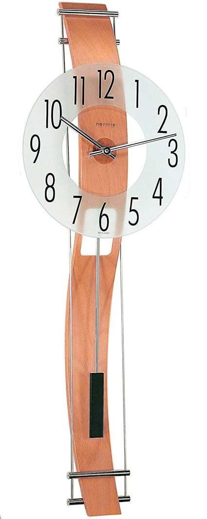 Hermle 70644-382200 Kennington Contemporary Wall Clock