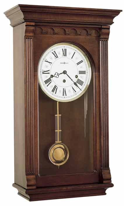 Howard Miller Alcott 613-229 Keywound Wall Clock