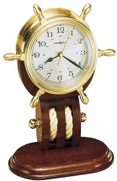 Howard Miller Britannia 613-467 Maritime Clock