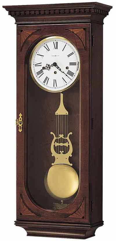 Howard Miller Lewis 613 637 Wall Clock With Free Shipping