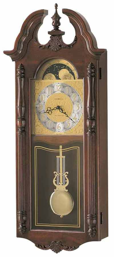 Howard Miller Rowland 620-182 Chime Wall Clock