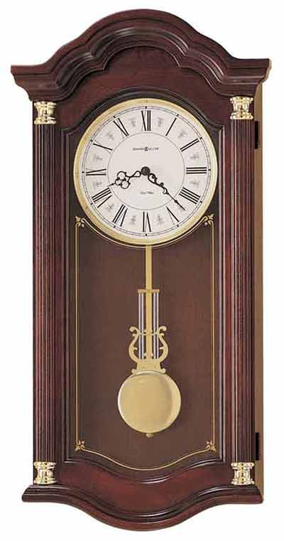 Howard Miller Lambourn 620 220 Chiming Wall Clock The