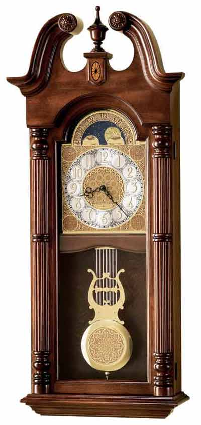 Howard Miller Maxwell 620-226 Chiming Wall Clock