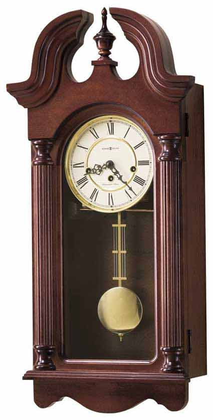 Howard Miller David 620-234 Keywound Wall Clock