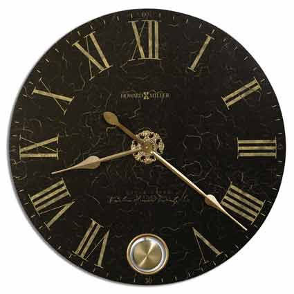 Howard Miller London Night 620-474 Gallery Wall Clock
