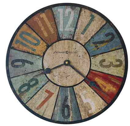 Howard Miller Sylvan II 620-503 Wall Clock