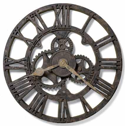 Howard Miller 625 275 Allentown Wall Clock Discounted The Clock Depot