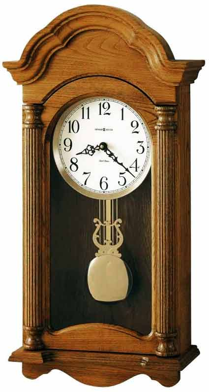 Howard Miller Amanda 625-282 Chiming Wall Clock