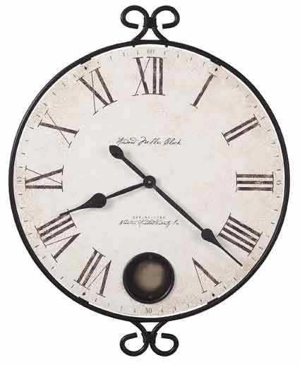 Howard Miller Magdalen 625-310 Large Wall Clock