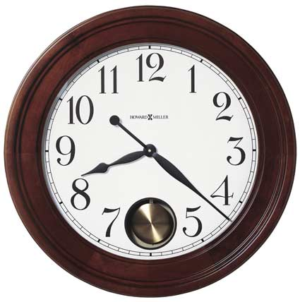 Howard Miller Griffith 625-314 Large Wall Clock