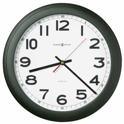 Howard Miller Norcross 625-320 Autoset Wall Clock