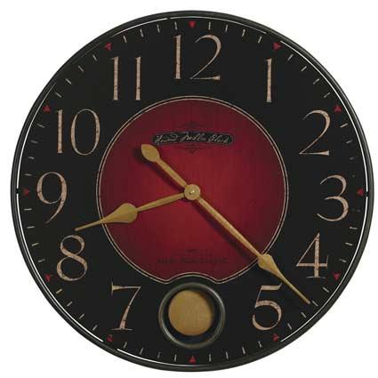 Howard Miller Harmon 625-374 Reproduction Wall Clock