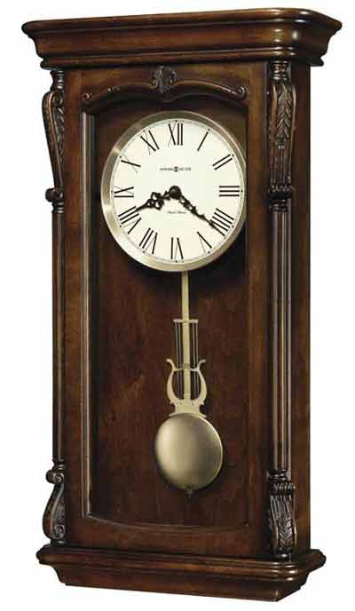 Howard Miller Henderson 625-378 Chiming Wall Clock