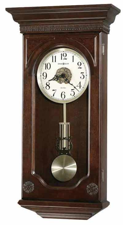Howard Miller Jasmine 625-384 Chiming Wall Clock