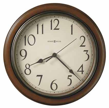 Howard Miller Kalvin 625-418 Wall Clock