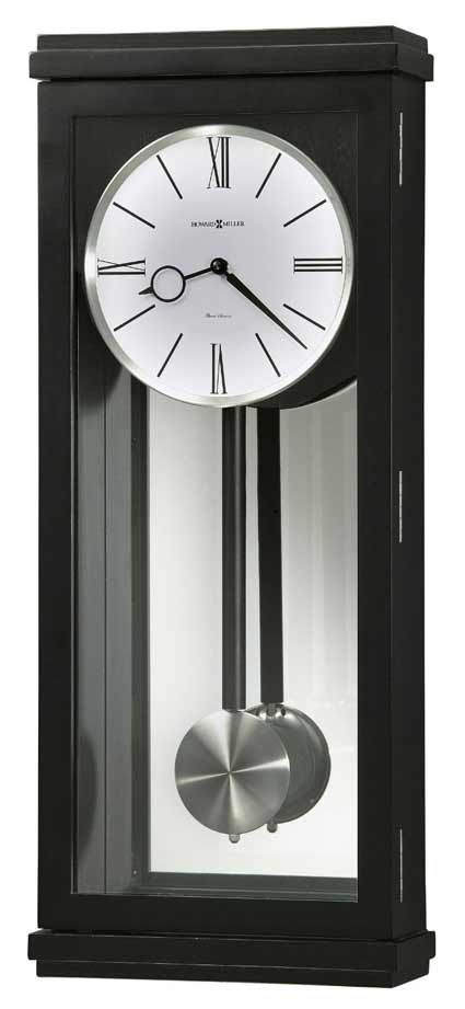 Howard Miller Alvarez 625440 Contemporary Chiming Wall Clock